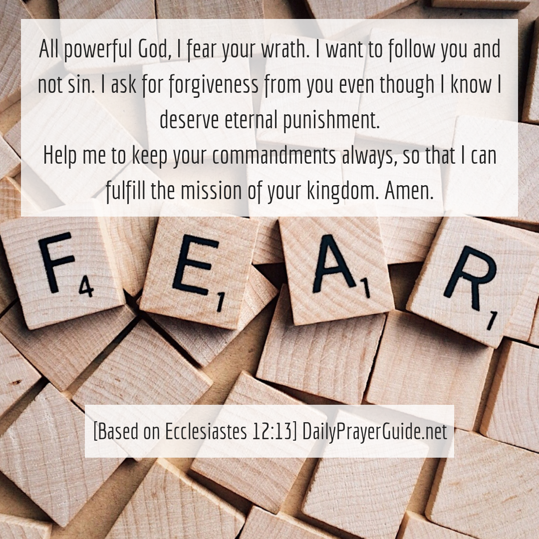 Daily Prayer Guide - Page 33 of 52 - Strengthen Your